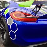 Porsche Rennwagen selber fahren Nordschleife Cayman