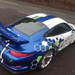 Porsche Rennwagen selber fahren Nordschleife 991