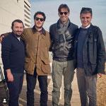 Andrea Natale(produttore),Edoardo Bellino (regista) ,Nicola Legrottaglie,Stefano Tammaro (regista)