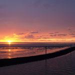 Überfahrt von Norddeich nach Norderney