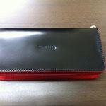 商品の皮財布