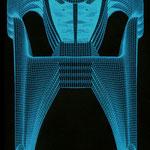 Rendering -'Concorso sedie nel parco-Comune di Torino'