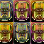 Studi per una etichetta di birra artigianale (2005)