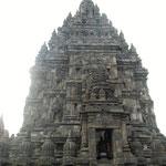 Prambanan - Hinduistische Tempelanlage