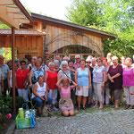 Vereinsfahrt 2017 in den Bayerischen Wald