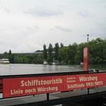 Schiffsanlegestelle Veitshöchheim
