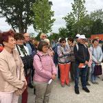 Vereinsfahrt 2018 zur Lnadesgartenschau nach Würzburg