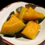かぼちゃの味を堪能できるレシピですよ。是非お試しを!