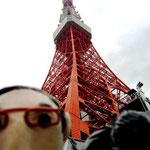 本物の東京タワーですよ~!