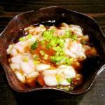 でね、久しぶりの日本食なので、奮発しちゃった♡ たちポン!