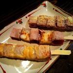 やはりおすすめは、味噌マヨかな。鶏肉の味噌マヨ焼きも美味しいよ!