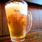 いつもと同じ絵ですが、これは今夜のビールです。