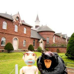 今回はちゃんと、トラピスチヌ修道院に到着しましたよ~