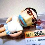 ついでに購入、茨城産生かつお。風評被害をぶっ飛ばします。