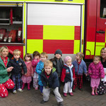 A visit from the fire service - Nov 2011