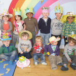 Easter bonnet competition - Easter 2012