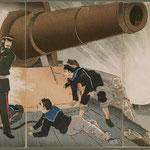 82黄海之戦我松島之水兵臨死問敵艦之存否
