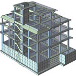 Fabbricato residenziale - Struttura in c.a.