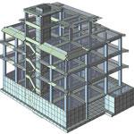 Fabbricato residenziale - Struttura in c.a. - Ascoli S. (FG)