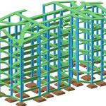 Fabbricato condominiale - Valutazione di sicurezza - Agropoli (SA)