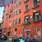 Risanamento conservativo e recupero statico di un immobile in Napoli alla via Foria