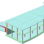 Edificio pubblico (Palazzina polifunzionale) - Struttura mista c.a.  - Agropoli (SA)