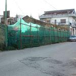 Ristrutturazione edilizia di un immobile commerciale in Agropoli (prima)