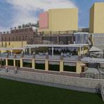 Lavori di restauro e risanamento conservativo di una struttura turistico ricettiva