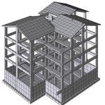 Fabbricato residenziale/commerciale - Struttura in c.a. - Limatole (BN)