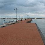 Adeguamento infrastrutturale ed attrezzaggio del porto peschereccio di Agropoli