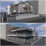 Lavori di costruzione di un fabbricato da destinare a civile abitazione