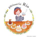 2019 パティスリーリオさま ドリップコーヒーパッケージ