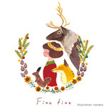 2017 Fine fine 秋冬タグ