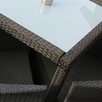 Gästehaus Kirschgarten - Ferienwohnung - Terrassenmöbel