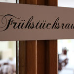 Gästehaus Kirschgarten - Frühstücksraum 1