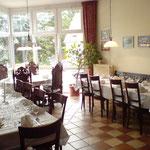 Gästehaus Kirschgarten - Frühstücksraum 4