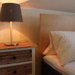 Gästehaus Kirschgarten - Ferienwohnung - Doppelbett