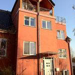 Gästehaus Kirschgarten - Eingang