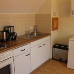 Gästehaus Kirschgarten - Ferienwohnung - Küche 1