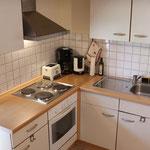 Gästehaus Kirschgarten - Ferienwohnung - Küche