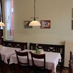 Gästehaus Kirschgarten - Frühstücksraum 5