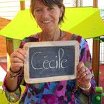 Cécile RIVIER, Directrice de l'AGIPE et du multi-accueil L'Îlot câlin