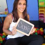 Sonia Terras, animatrice petite enfance
