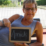 Annick ROUJOL, aide maternelles