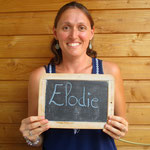 Elodie FRAISSE, auxiliaire de puericulture