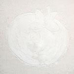 """""""il caco di dona"""" graffi su gesso su sup. plastica cm95x100"""