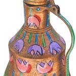 """""""Aladin"""" acrilici surame cm58x34,5"""