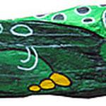 """""""Coccodrillo di Mare"""" un pezzo di asse si può trasformare in un....cm11.5X75"""