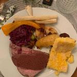 Roastbeef mit Rotweinsauce von K.Wiena