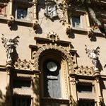 Palace on the Rambla, Barcelona